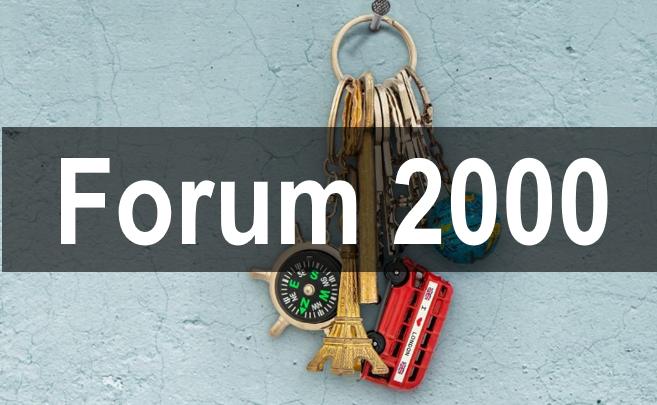 DEM-DEC Director Attending Forum 2000