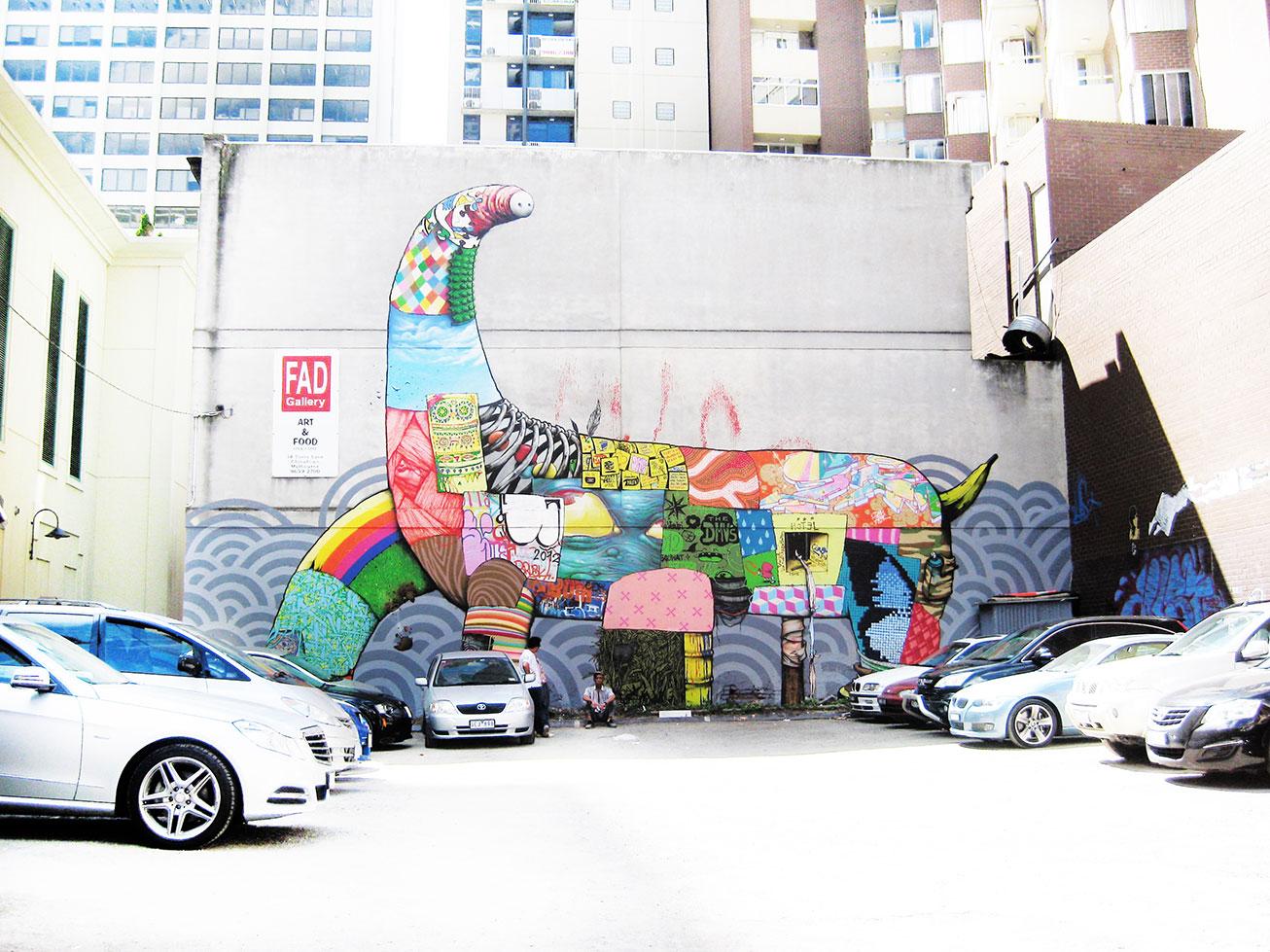 March 2012 - Chinatown, Melbourne