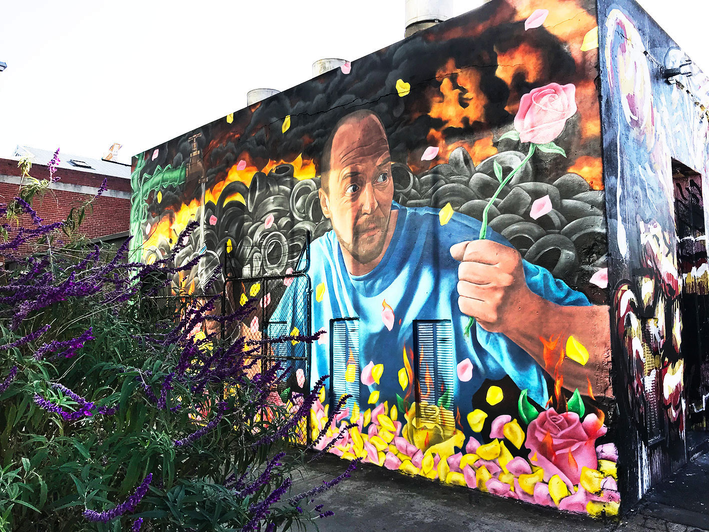 May 2018 - Budd St, Collingwood, Melbourne