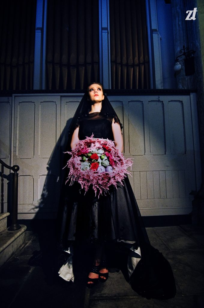 Alternative wedding bouquets, Paragon floral design