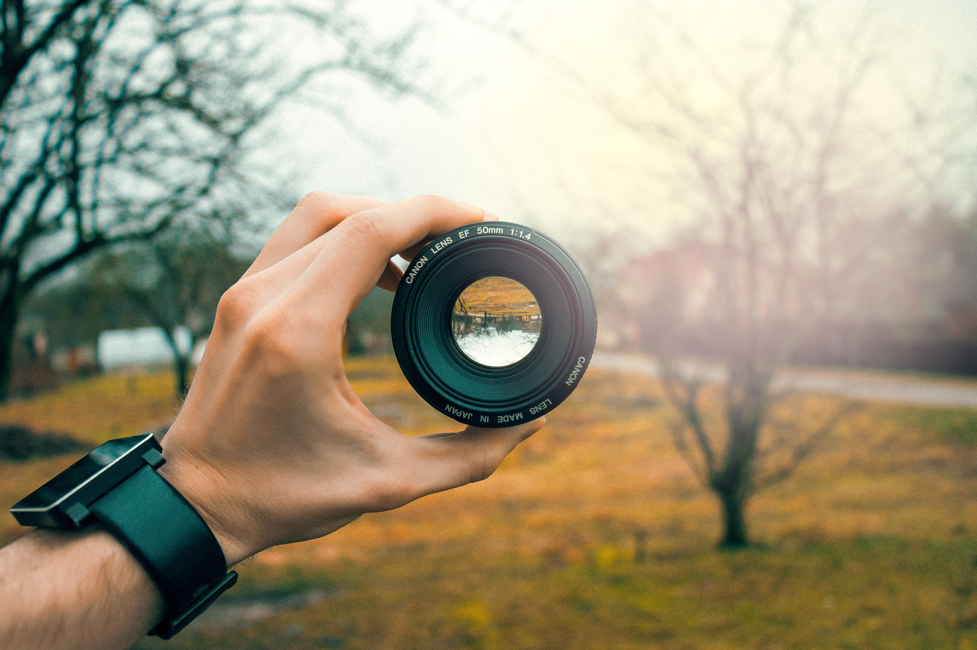 A strong image can capture the attention of your donors and potential donors. -