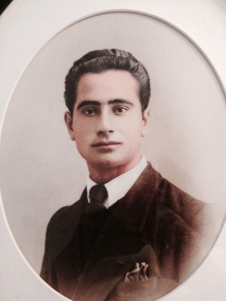 My grandfather.