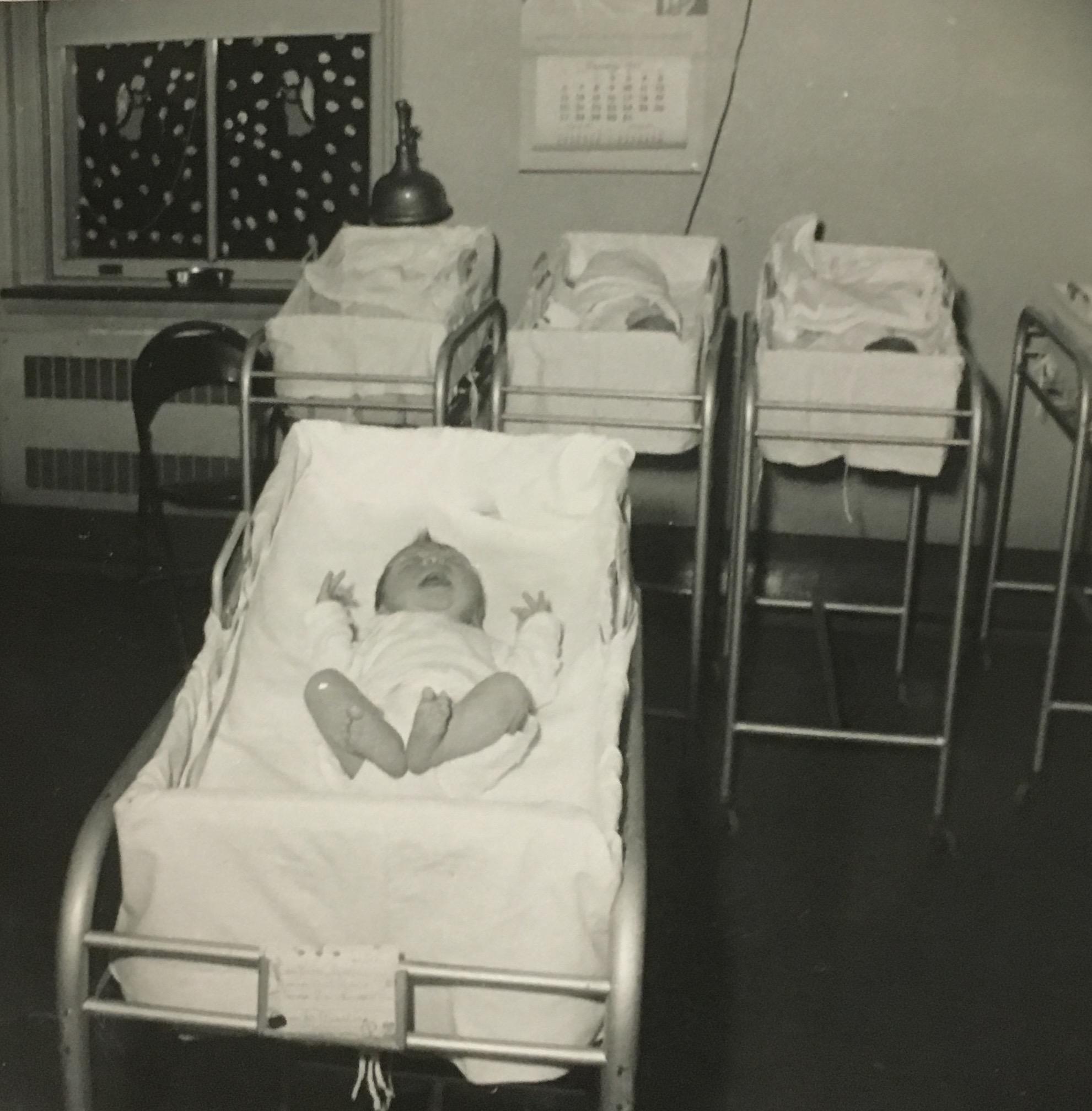 Me, Carol, the Anchor Baby.