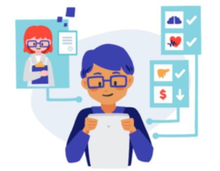 medical expertise - The only work health solution to predict, track and manage health risks of 95% of preventable chronic disease, including mental health. We're all about equity, our app is accessible to all employees in any size business.