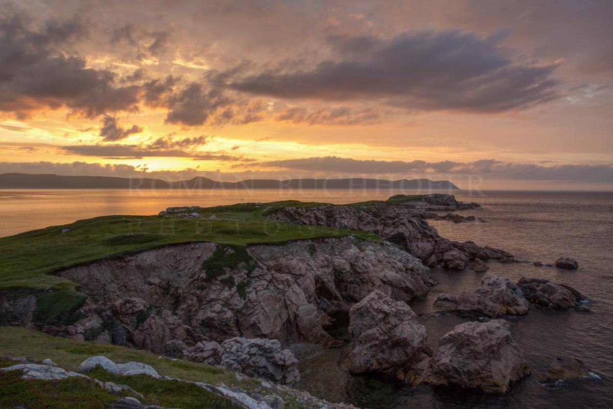 White Point Sunset