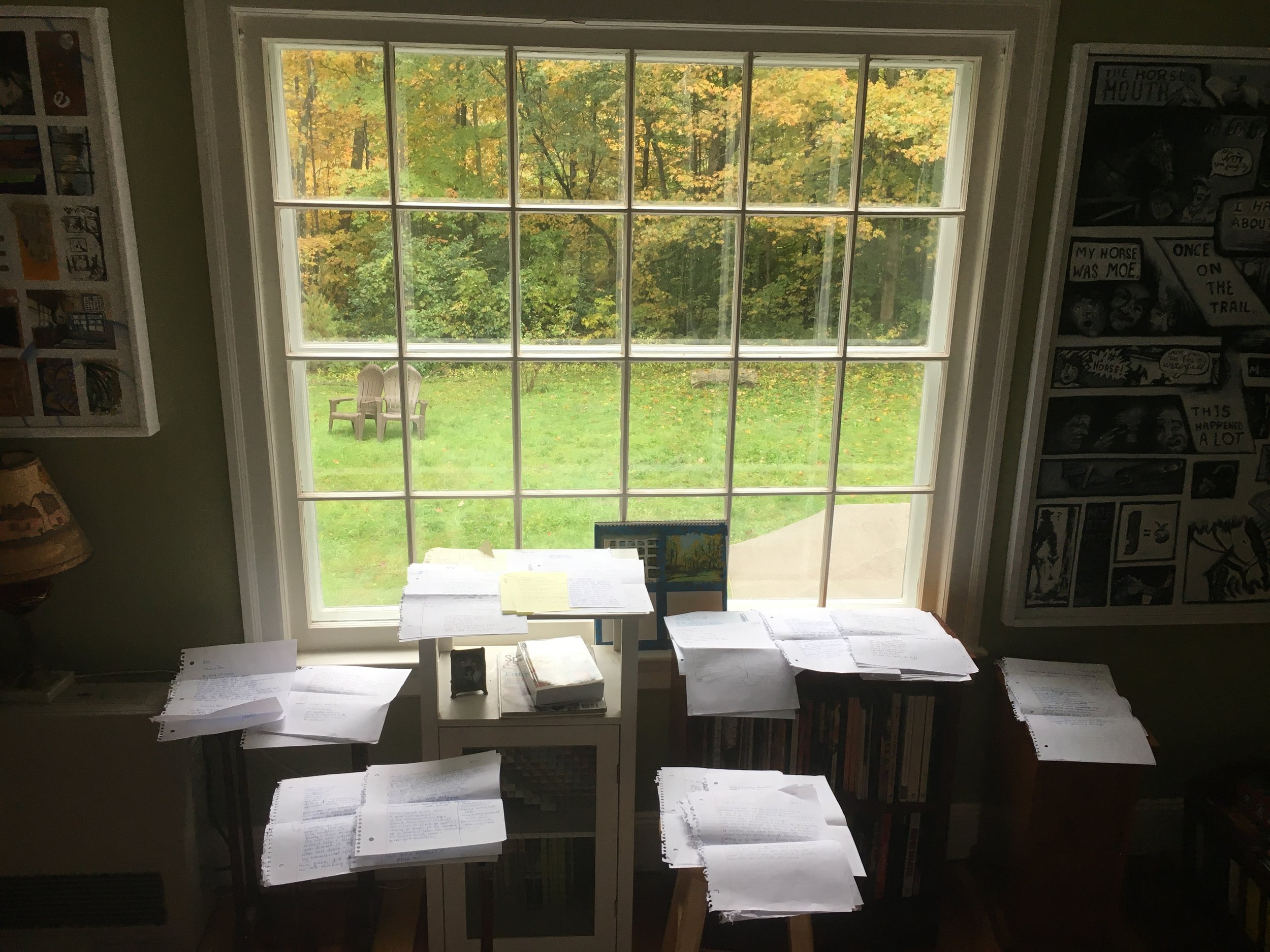 michael chaney and sara chaney month of sundays poems with window.jpg