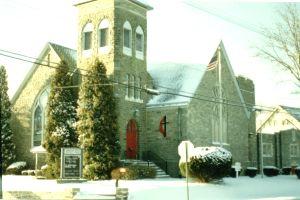 Abington Presbyterian Church, Abington, PA
