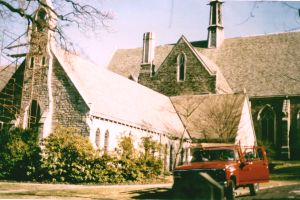 St. Paul's Episcopal Church , Chesnut Hill