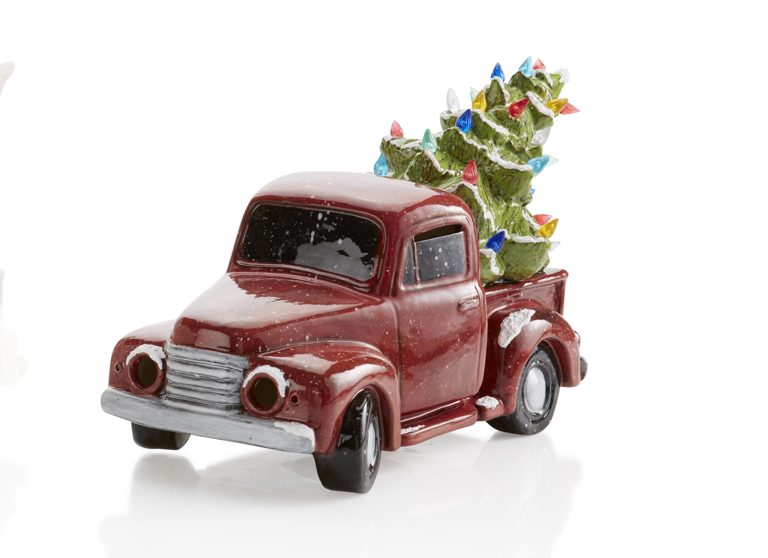 Red Pickup Truck w Tree.jpg