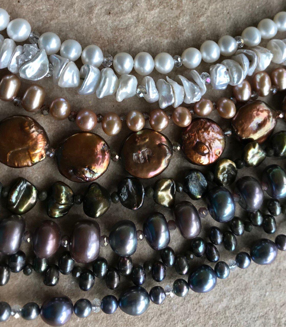 Luann G Pearl Bracelets.jpg