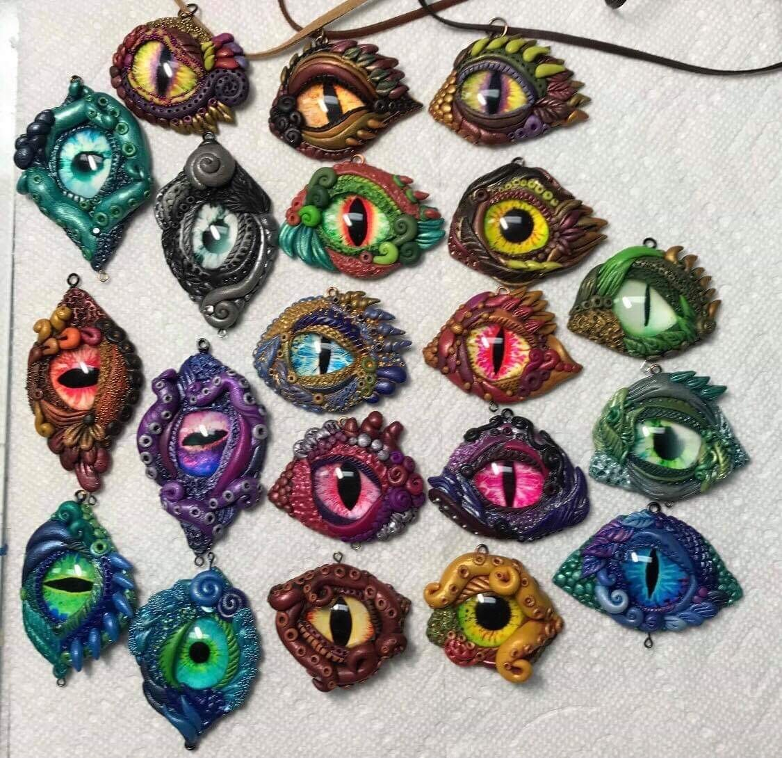 Polymer Clay Dragons Eye Pendant.jpg