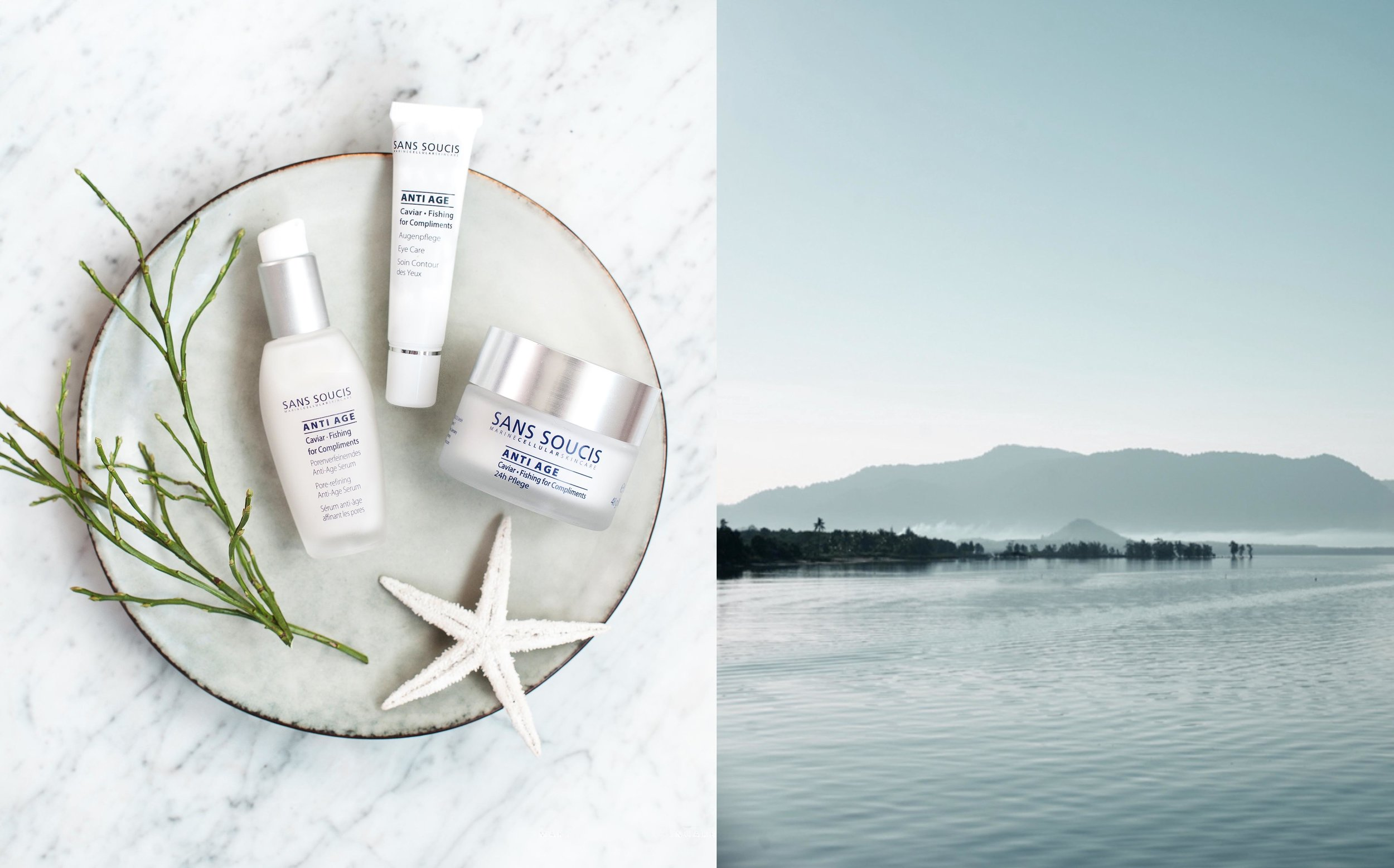 Lifestyle photography - Beauty product images