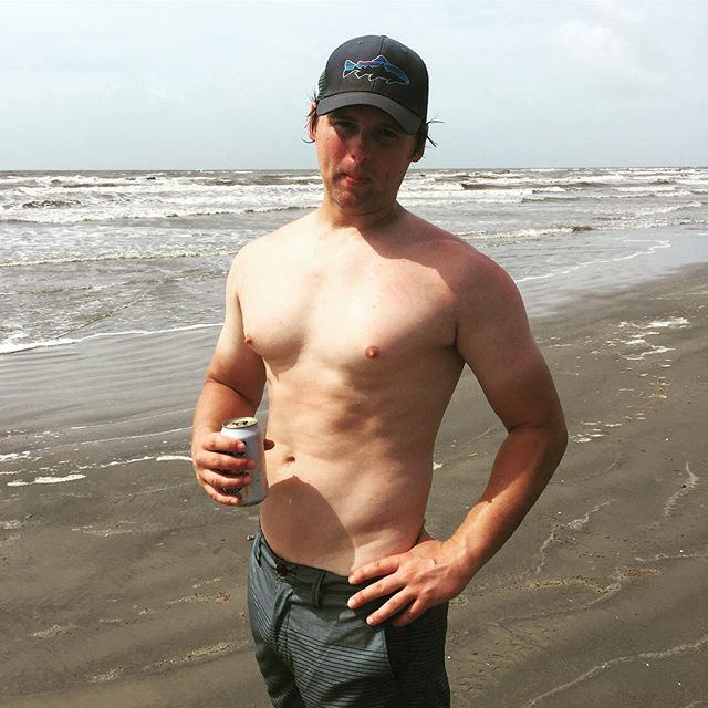 Farmer's Tan. #beerforbreakfast #galveston #texas