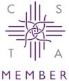 Member of CSTA