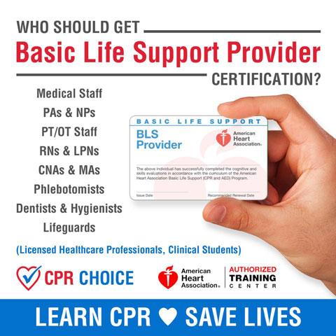 Amarican Heart Association Basic Life Support