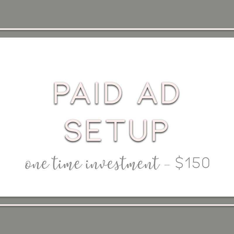 Paid Facebook Advertising Setup - Badass Marketing Solutions