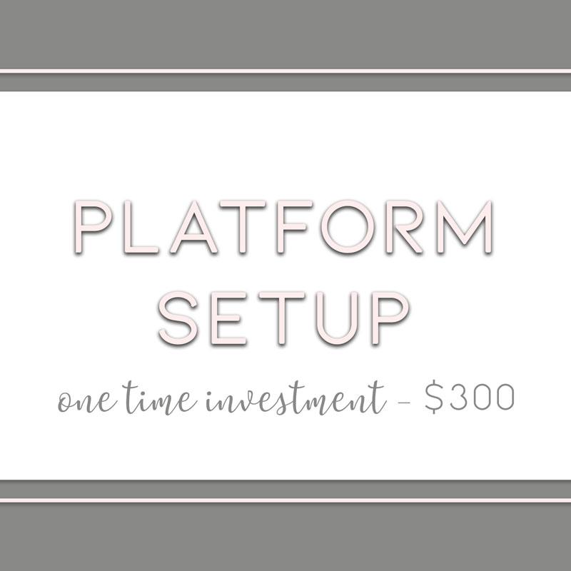 Social Media Platform Setup - Badass Marketing Solutions