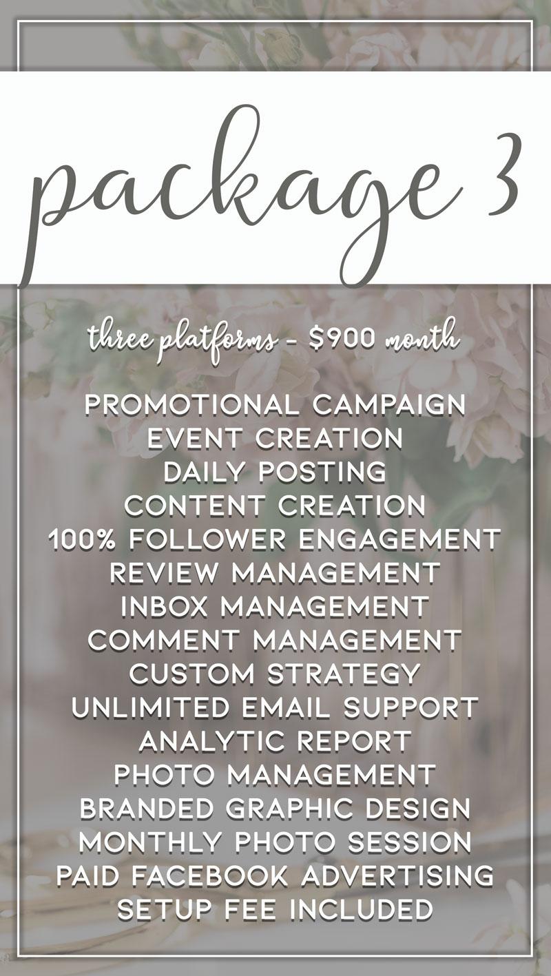 Social Media Management - Badass Marketing Solutions