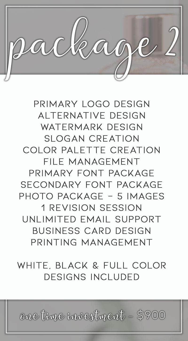 Branding Package #2 - Badass Marketing Solutions