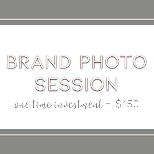 Branding Photo Session