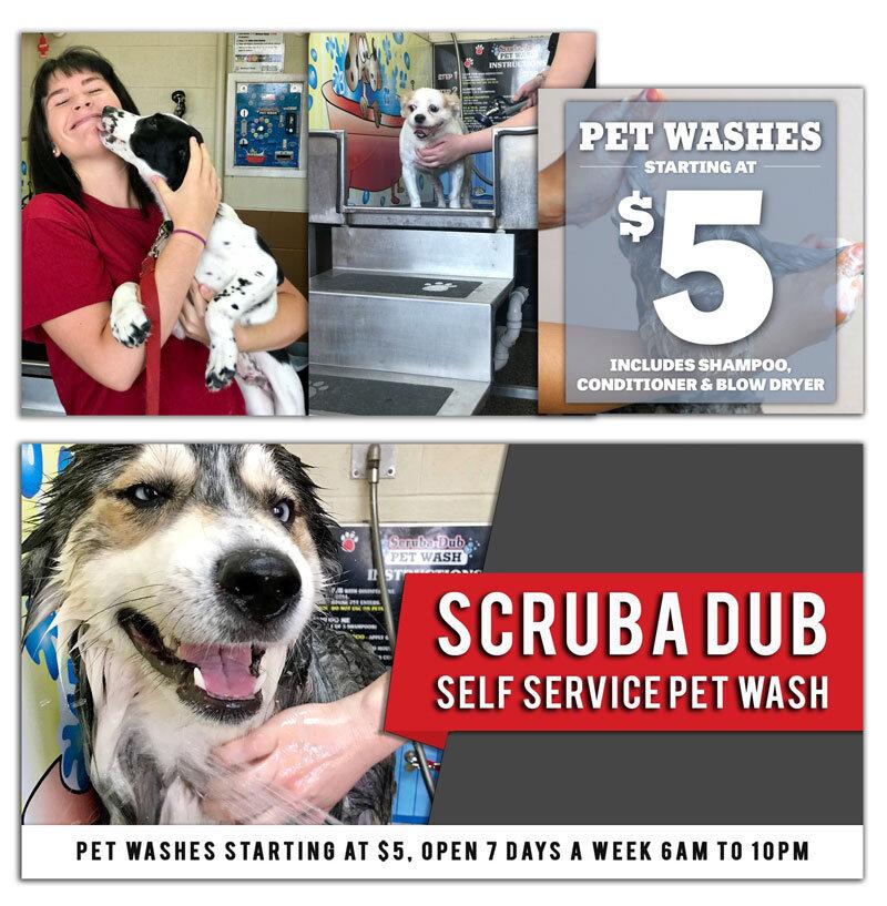 Scruba Dub Pet Wash