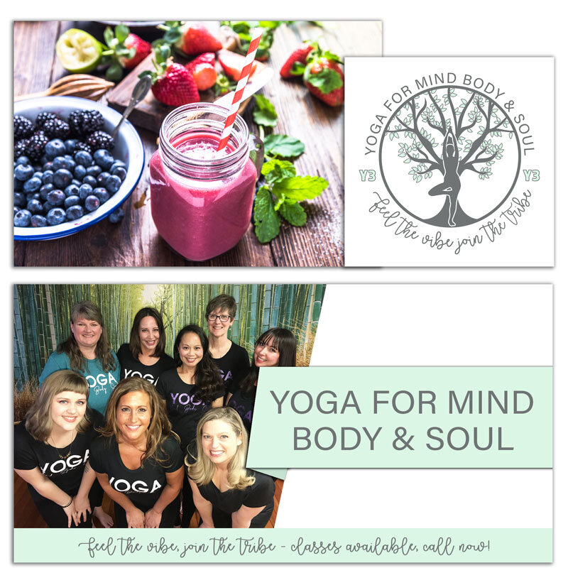 Yoga For Mind Body & Soul