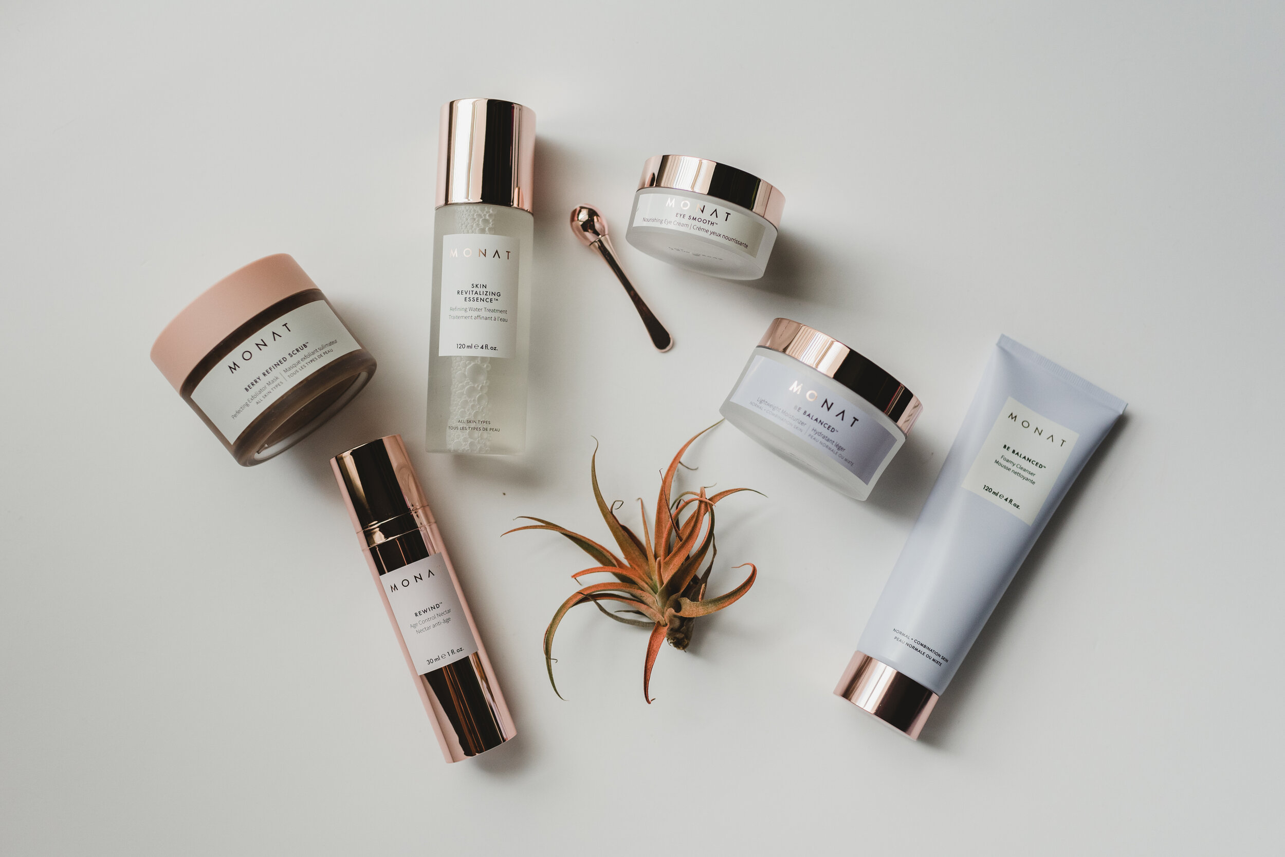 monat anti aging naturally based skincare