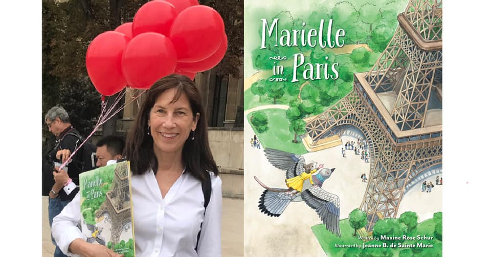 cecilia woloch, Marielle in Paris, 6/16/19