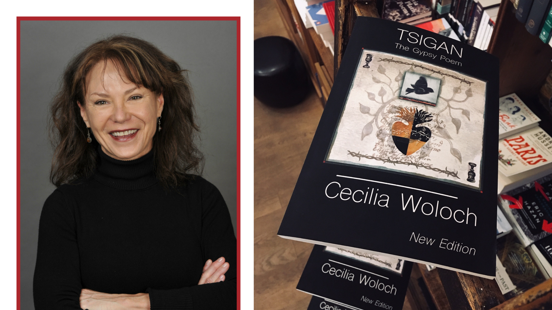 Cecilia Woloch & Friends 13/6/19
