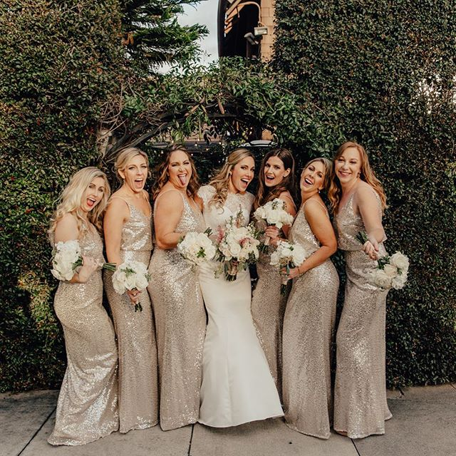 Happy Friday everyone! Grab your girl tribe and enjoy the beautiful day! We will be having another gorgeous wedding here this weekend! #ocweddingvenue photo @ashleypaigephoto #orangecountywedding #orangecountyweddingvenue