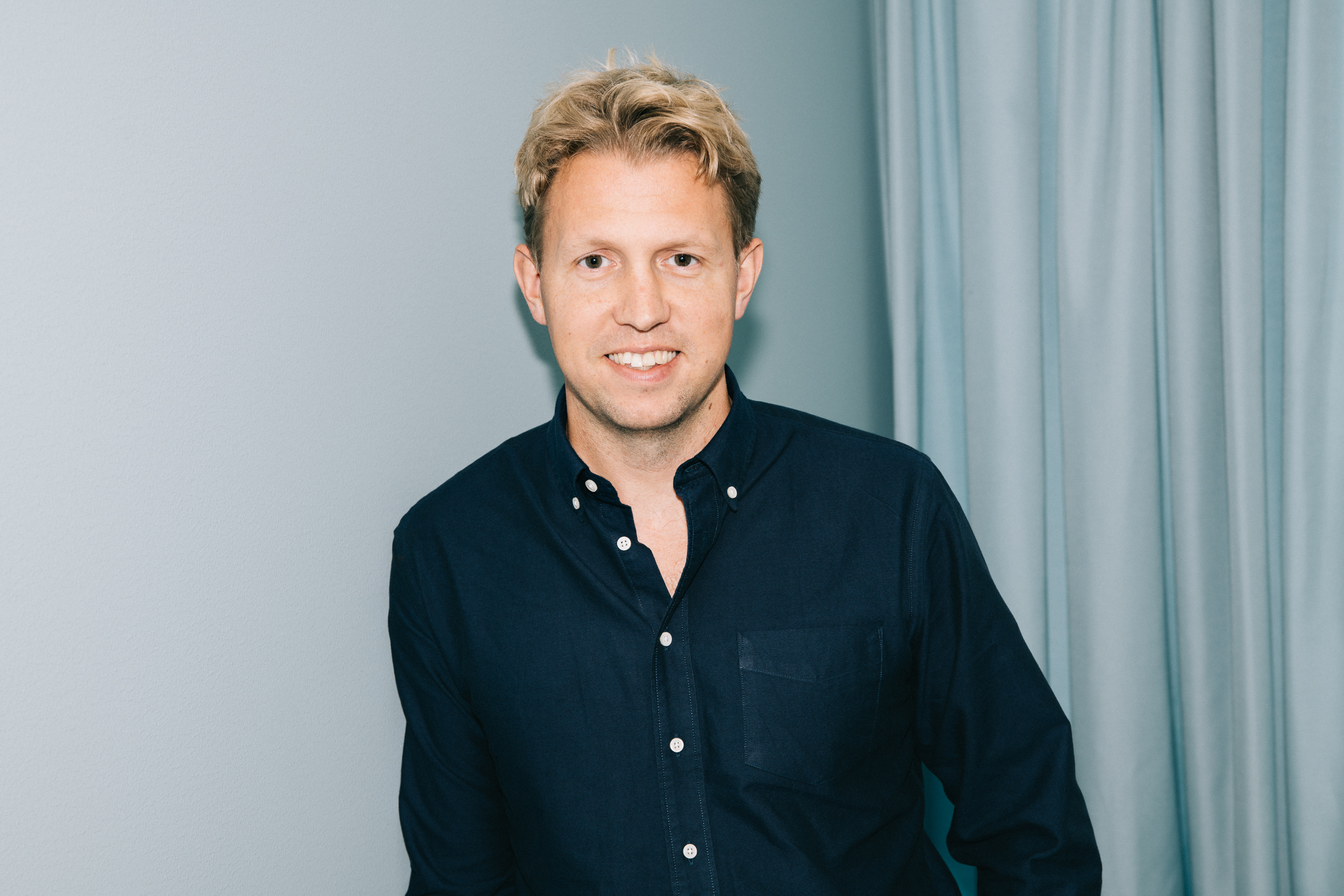 Co-founder Daniel Kjellén (CEO)  Download