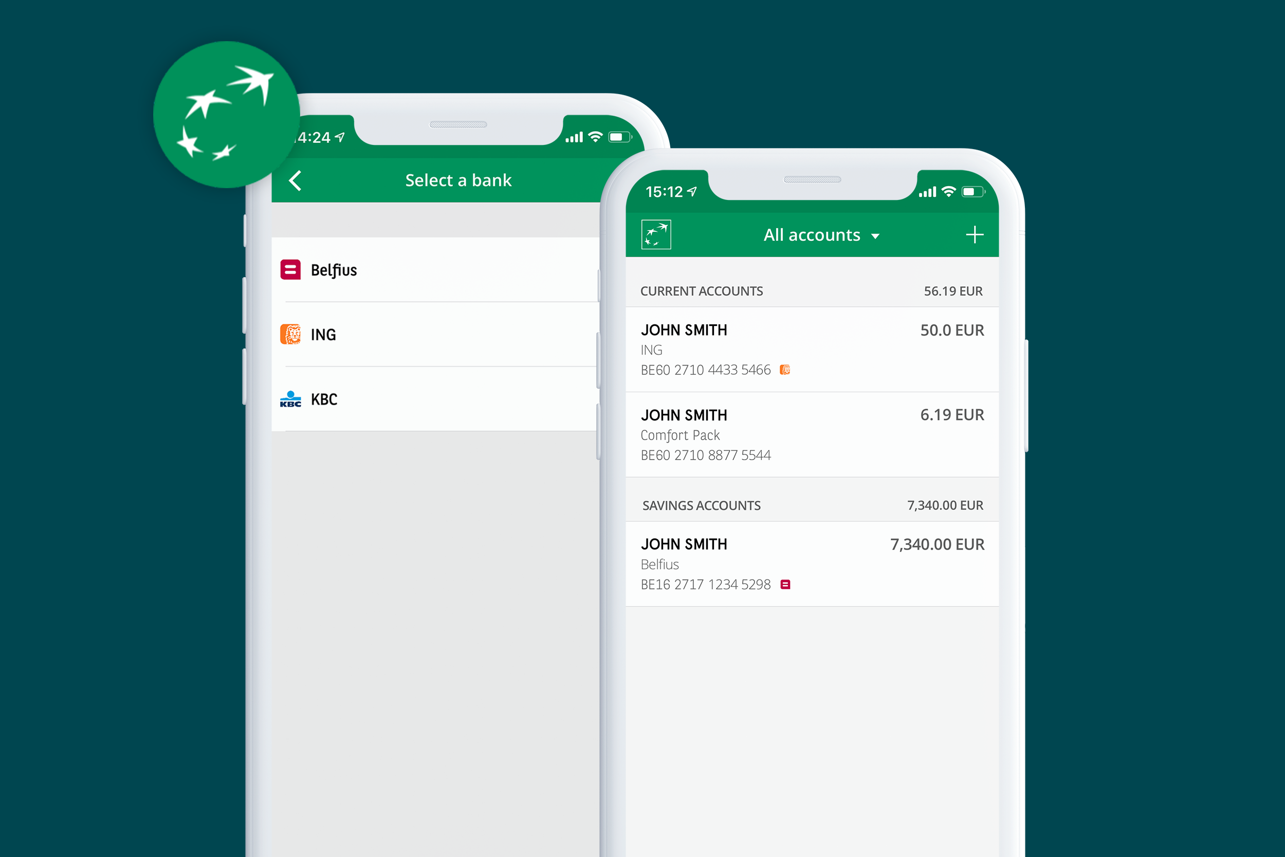 Users of the Easy Banking App can now view their accounts, balances and transactions in real-time.