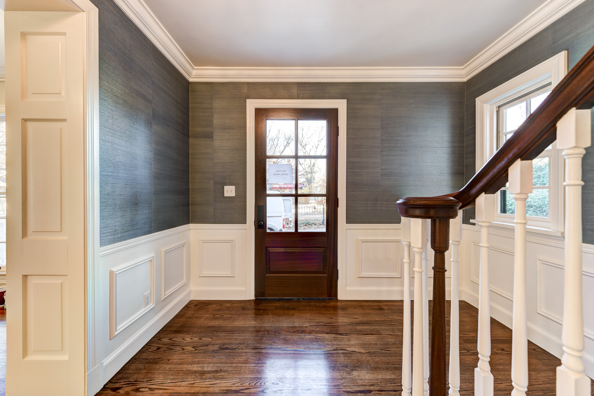 Campus home remodel