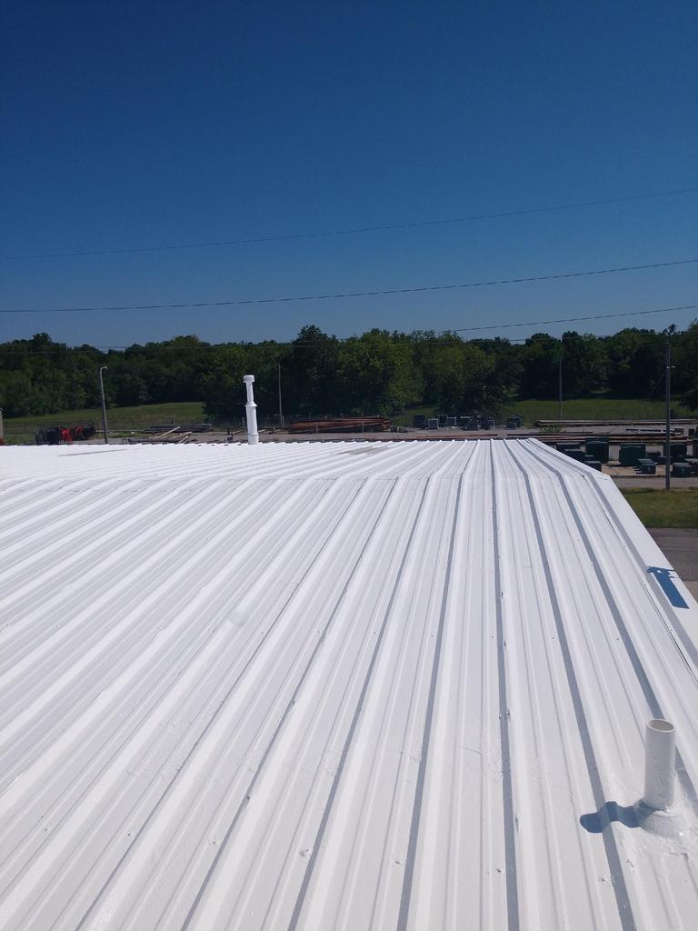 Acrylic Roof Coatings