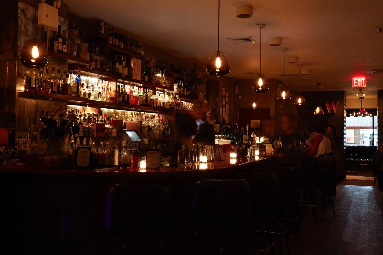 Huckleberry Bar
