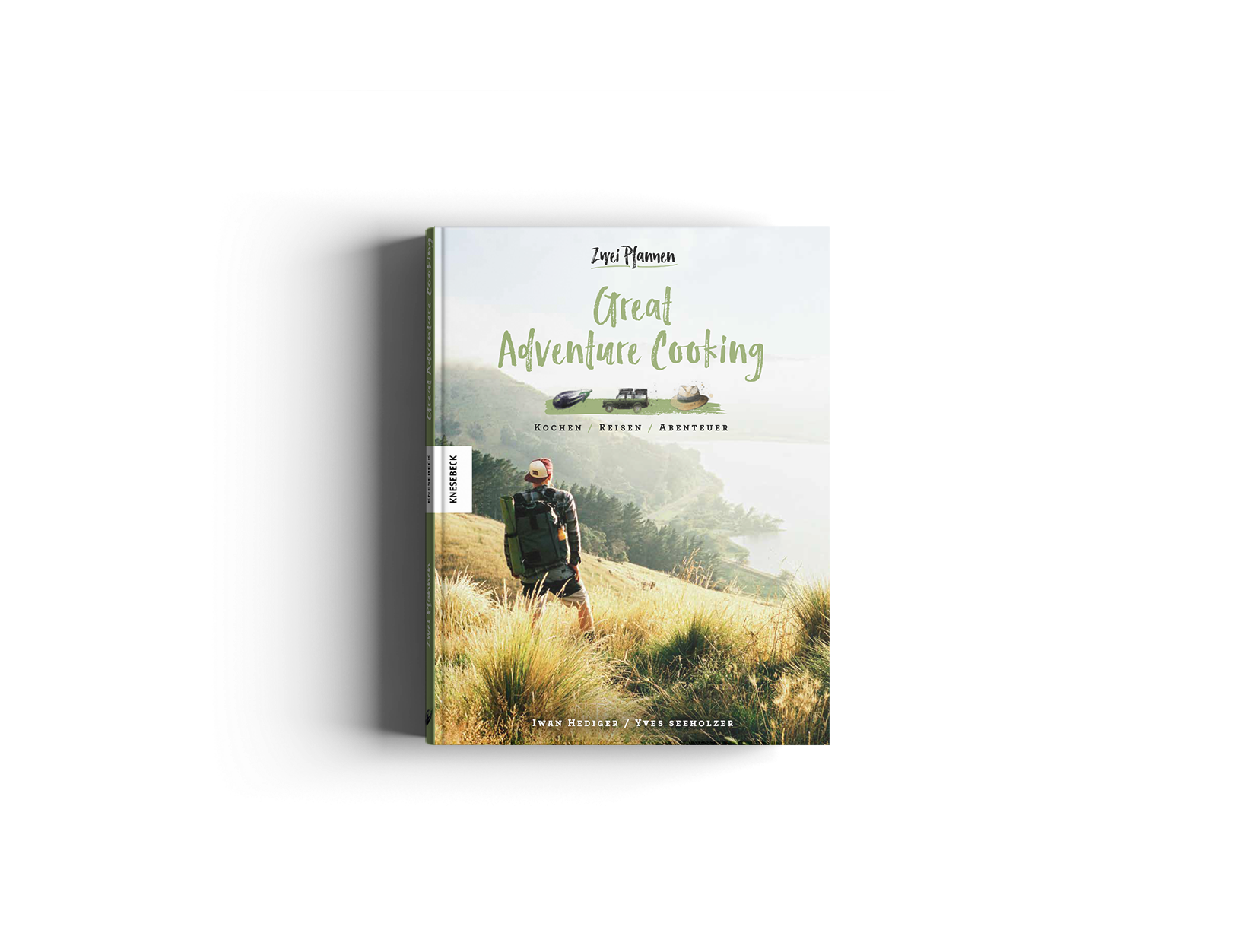 Great Adventure Cooking - Kochen, Reisen, Abenteuer