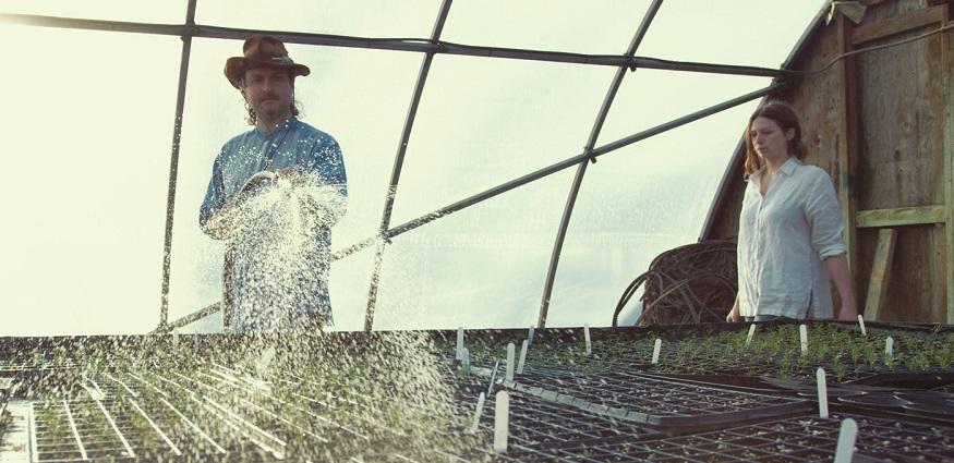 couple watering greens in greenhouse.jpg