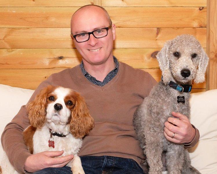 Jasper, Rob the dog photographer, Henry