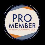 Pet Photographers Club Pro Member logo