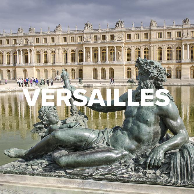 Chateau de Versailles Photography Tours