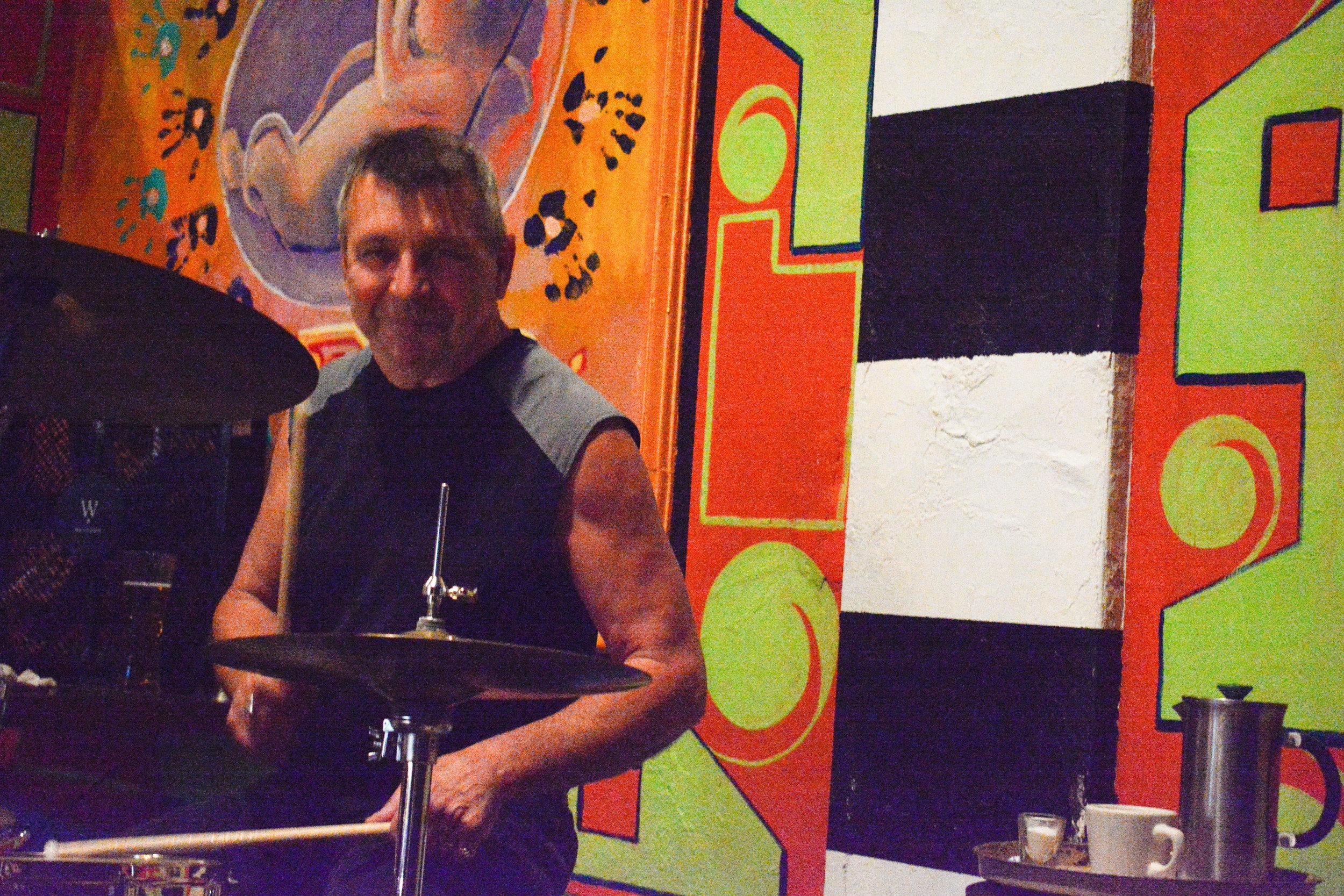 Guest Drummer, Will Schulmeister