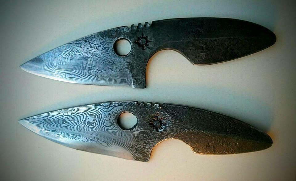 Damskknivar