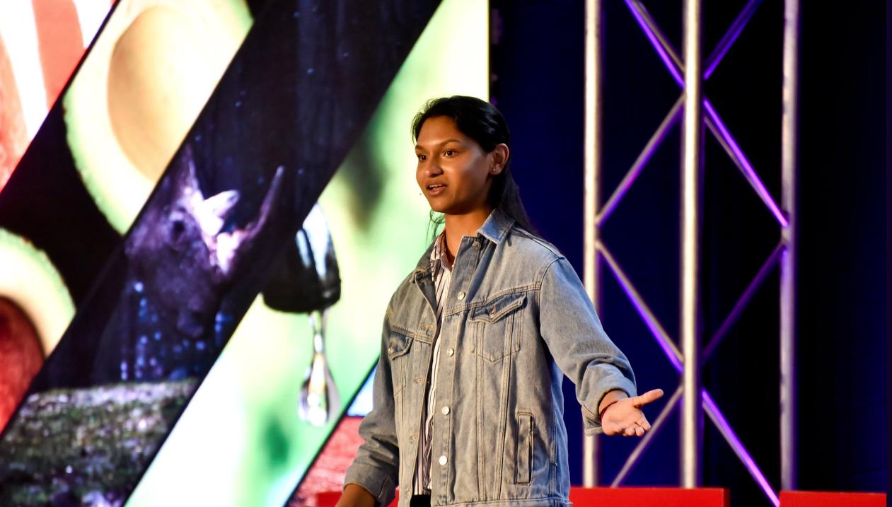 (Courtesy TEDxPretoria)