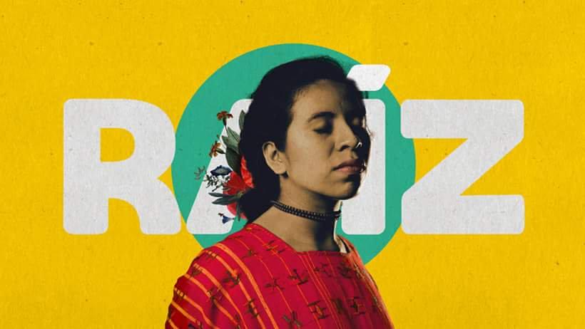 Promotion graphic for Sara's Gira Comunitaria (Community Tour).
