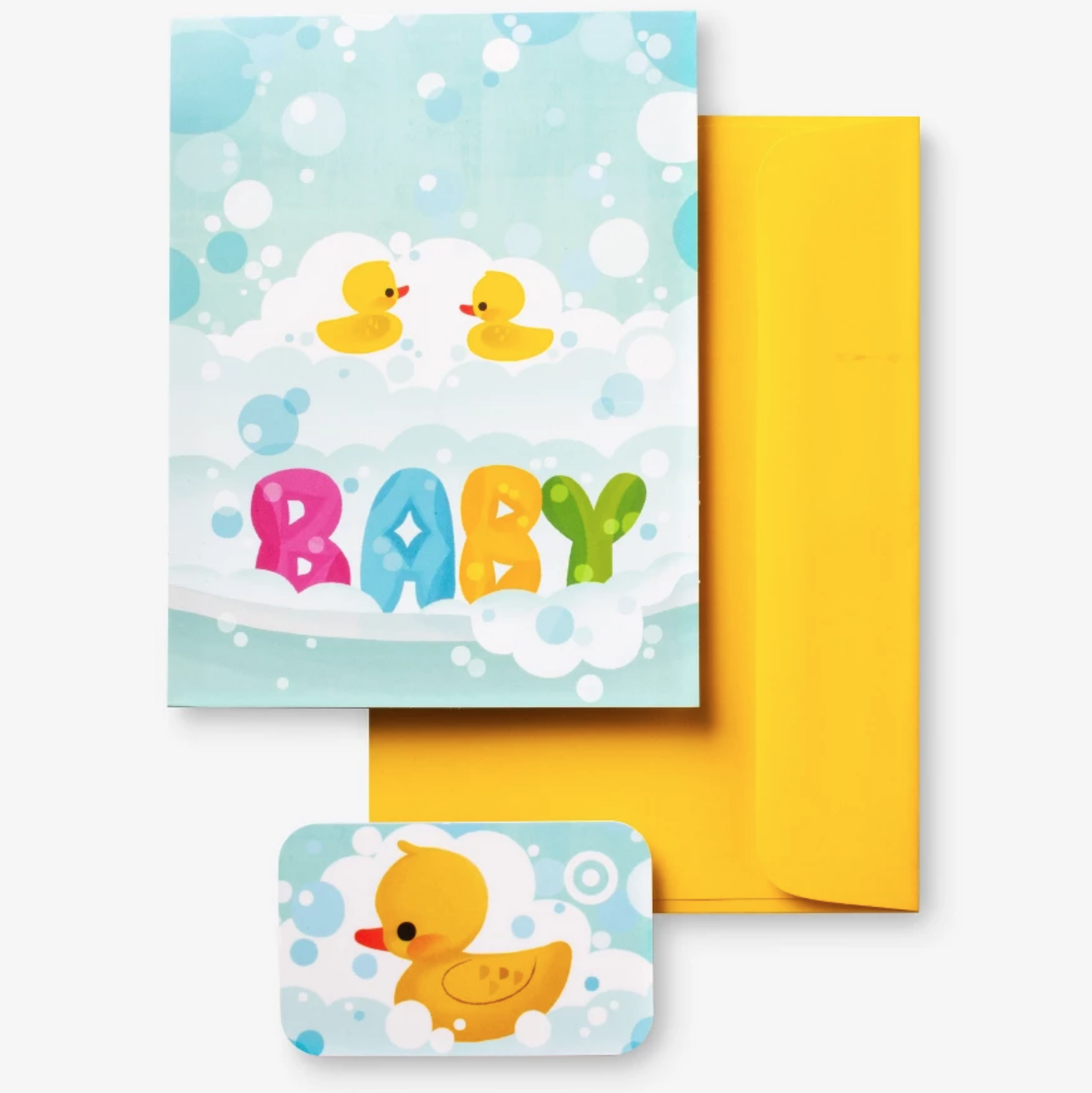Target ducky gift card + free greeting card