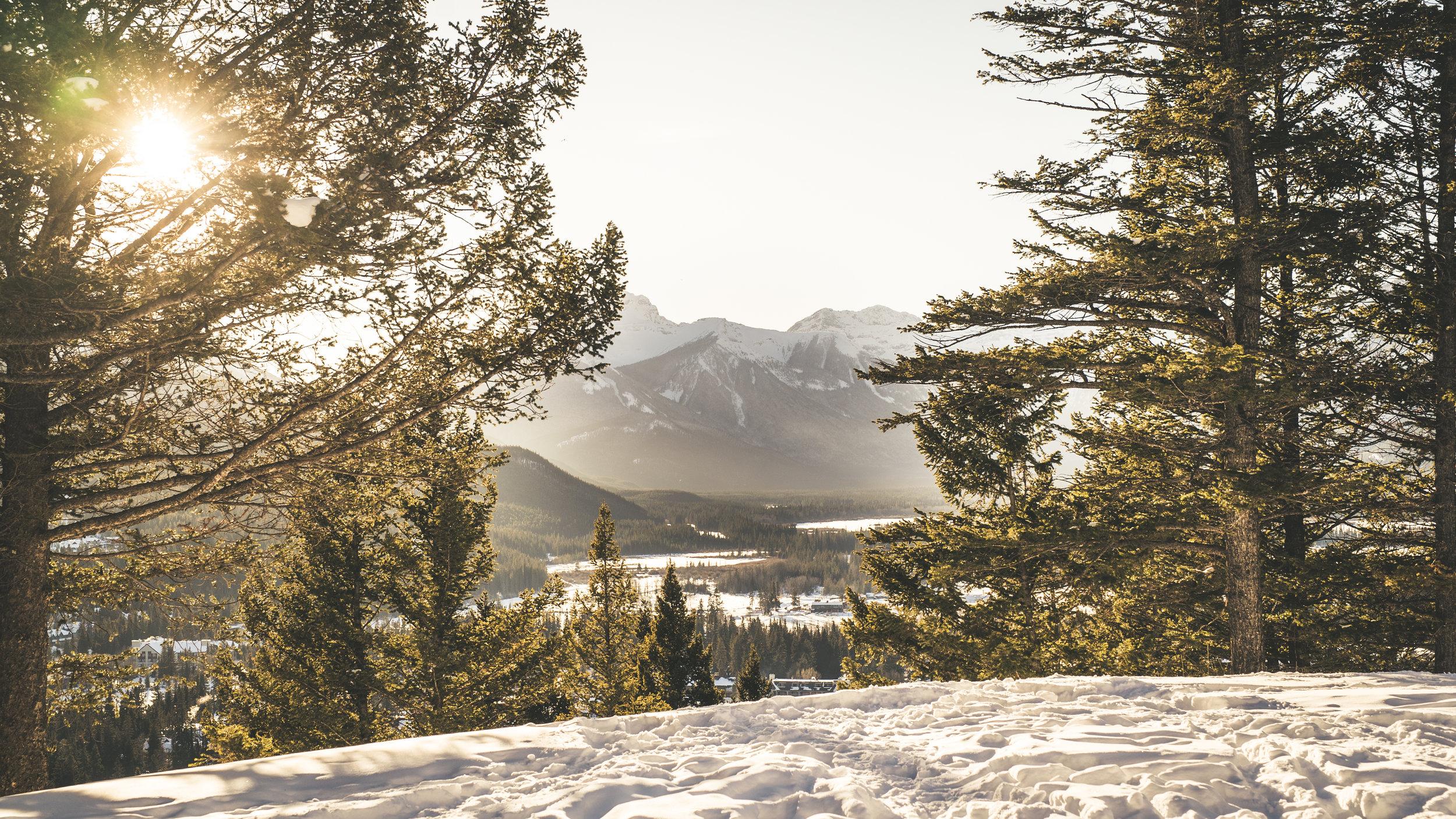 Banff Tunnel Mountain sunset walk-14.jpg