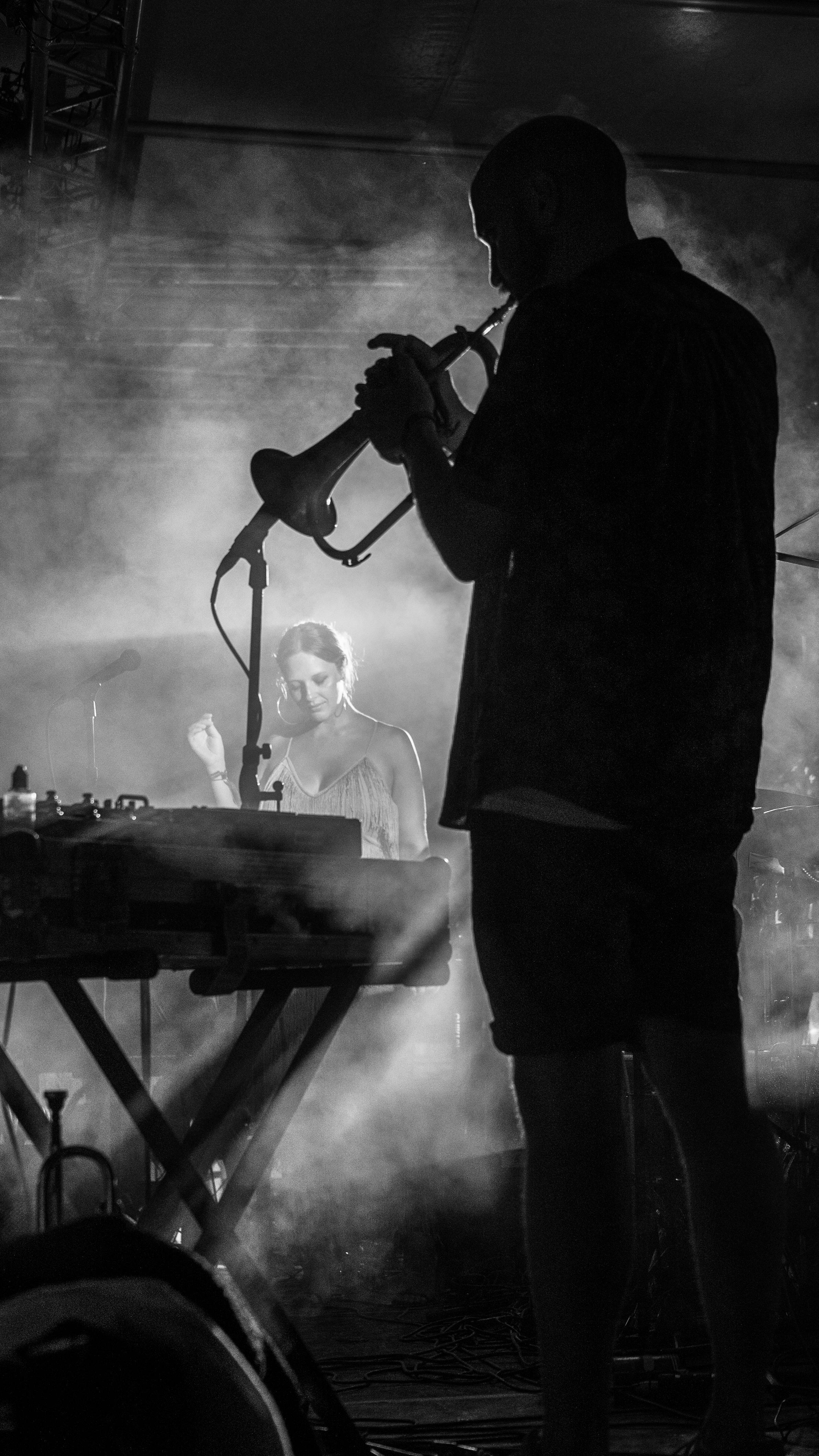 Submotion Orchestra at Soundwave Festival 2018