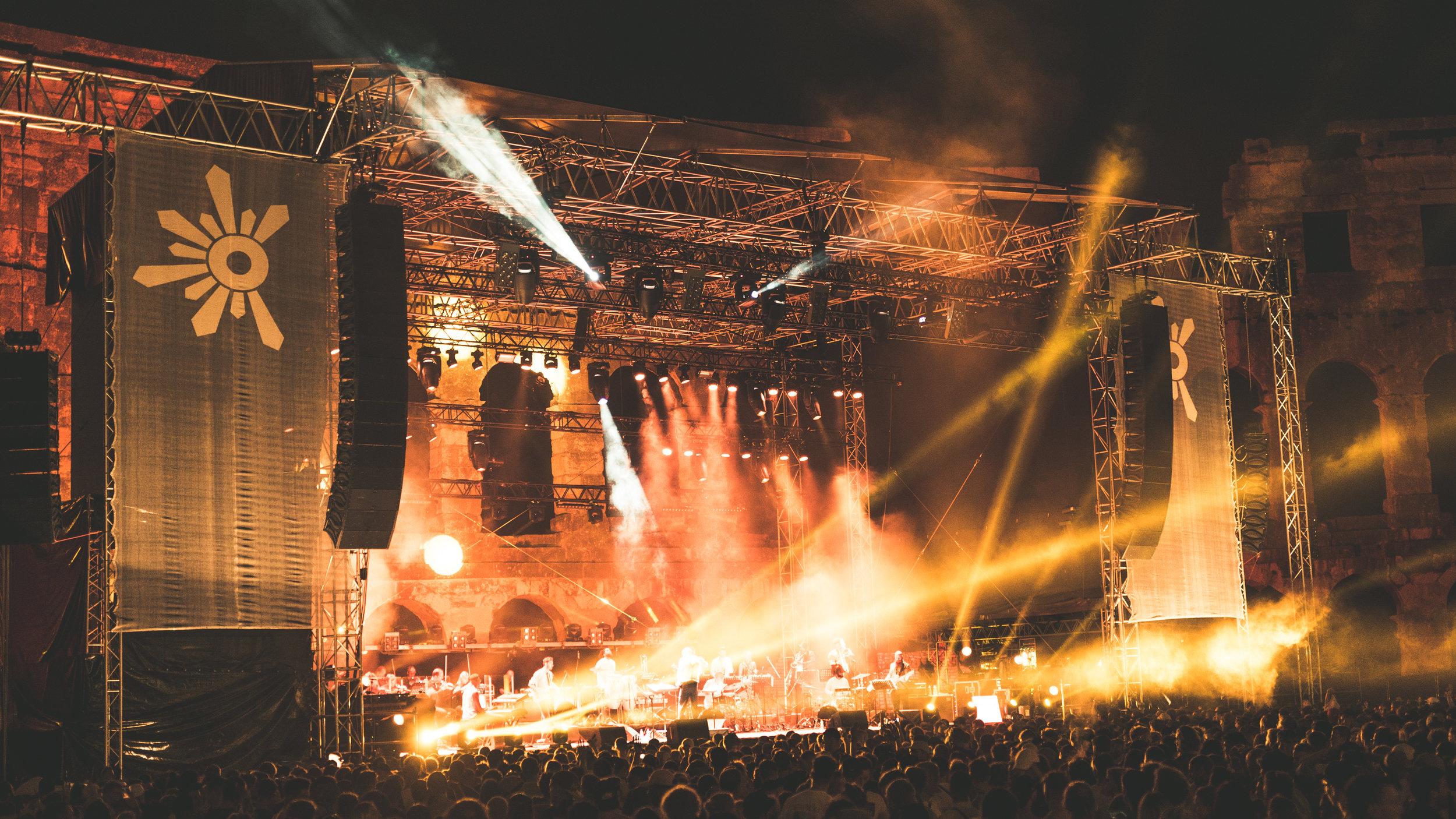 Outlook Festival 2017. Photo by Callum Chaplin