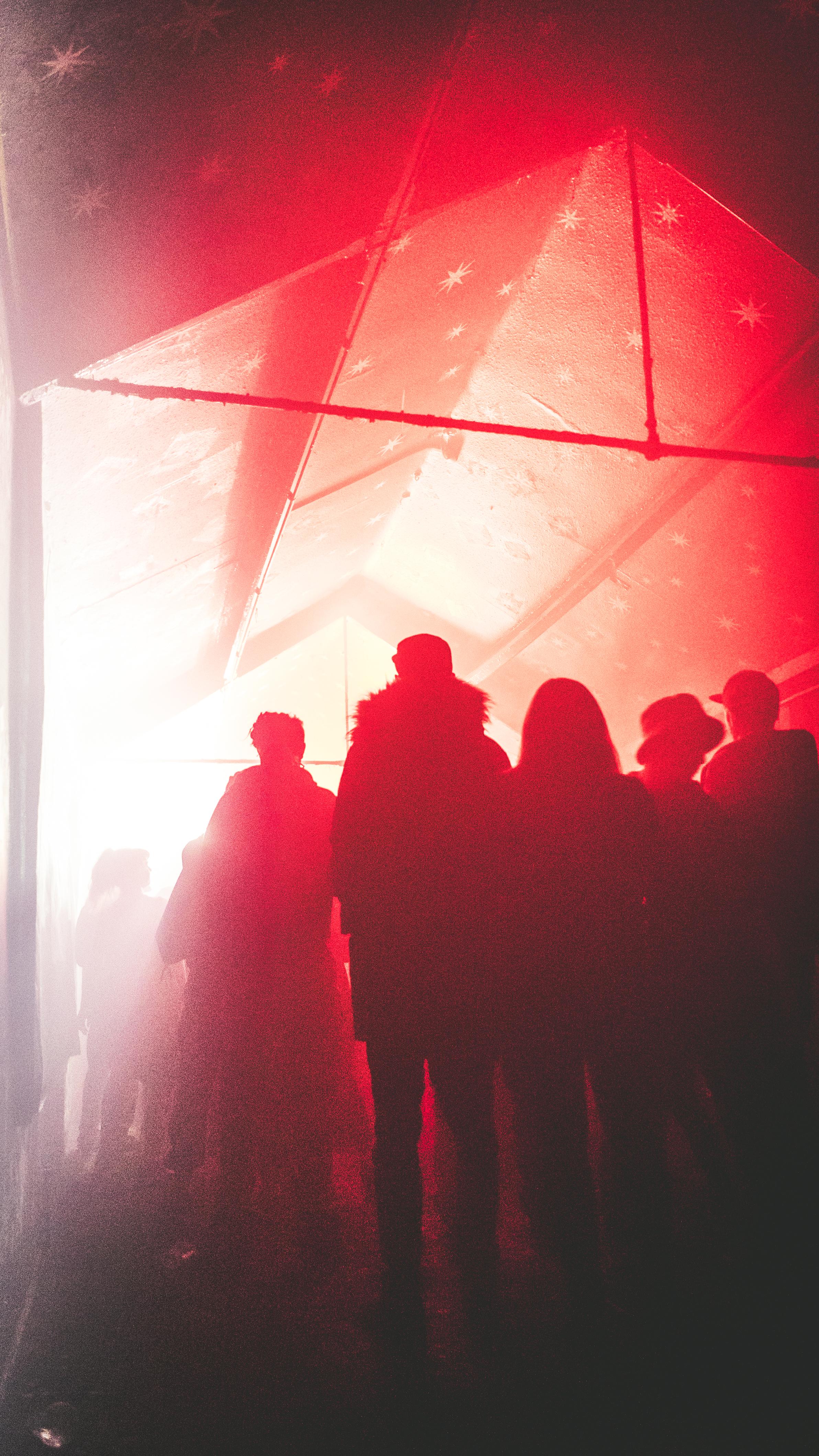 CNCPT Collective at the Black Swan, Bristol. Photo by Callum Chaplin