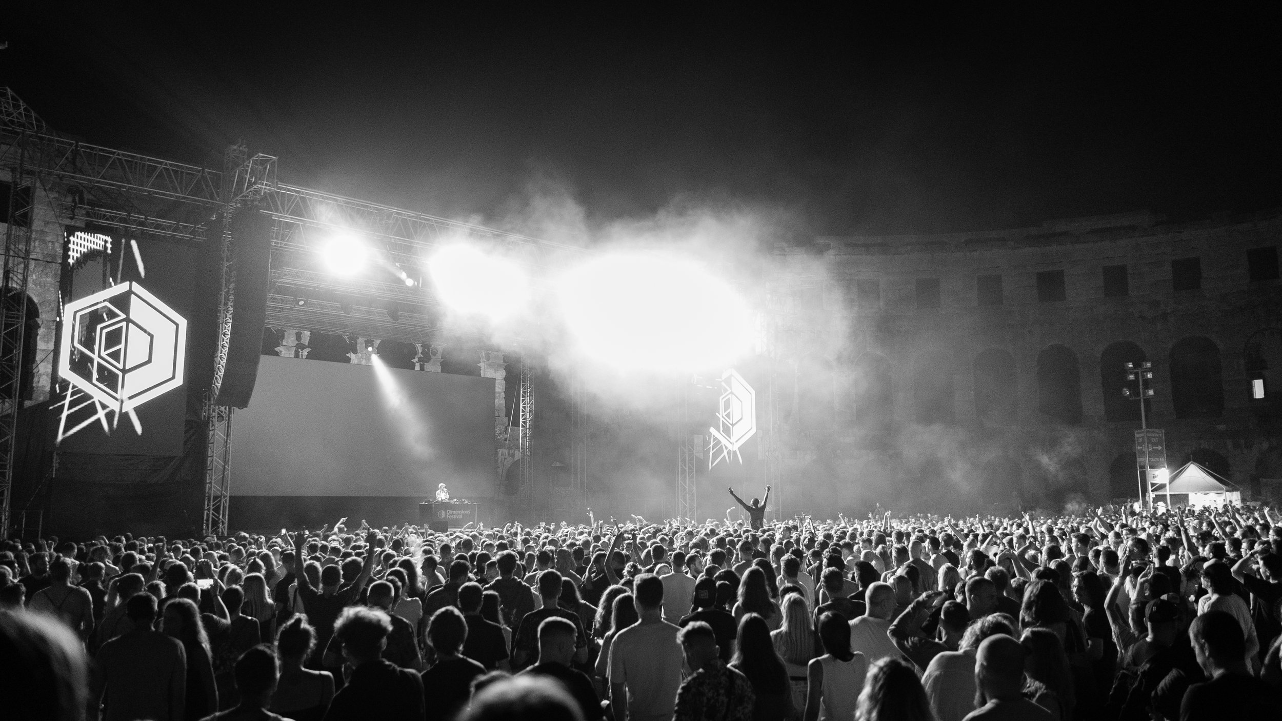 Dimensions Festival 2018 opening party